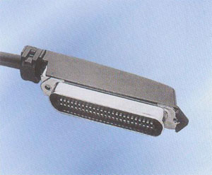 male LOW PROFILE HOOD CONNECTOR